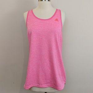 Adidas • Pink Athletic Tank [Tanks]
